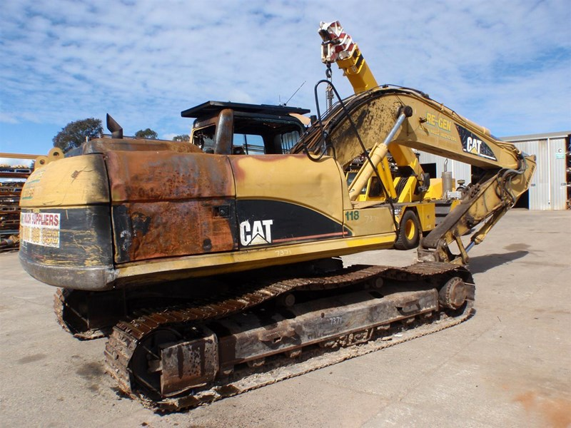caterpillar 322cl 223274 005