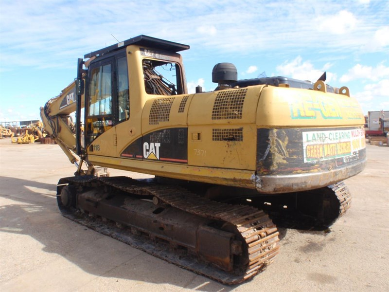 caterpillar 322cl 223274 007