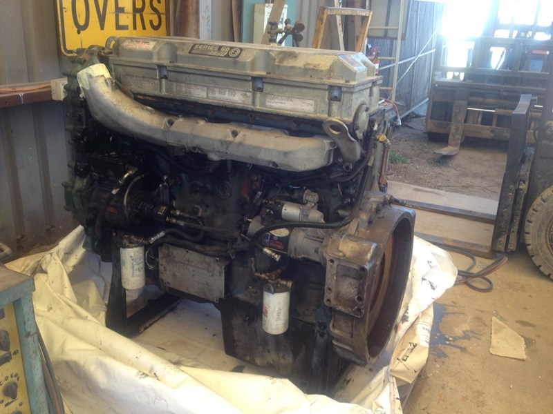 detroit 14 litre engine 223669 001