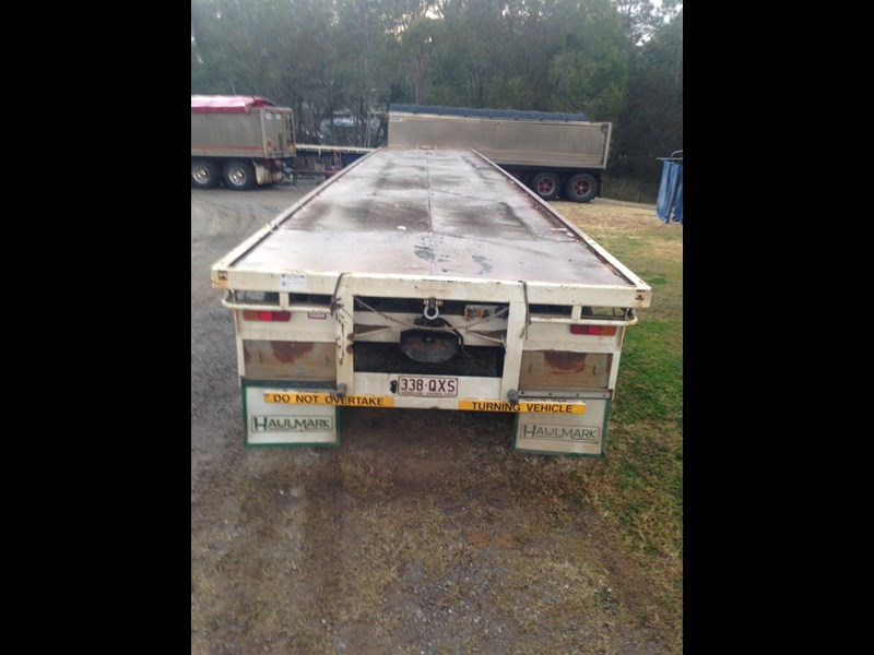 haulmark 45ft flat top 222864 011