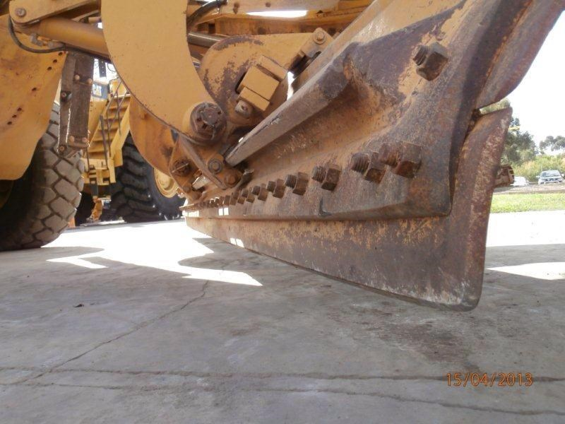 caterpillar 140m awd 224553 009