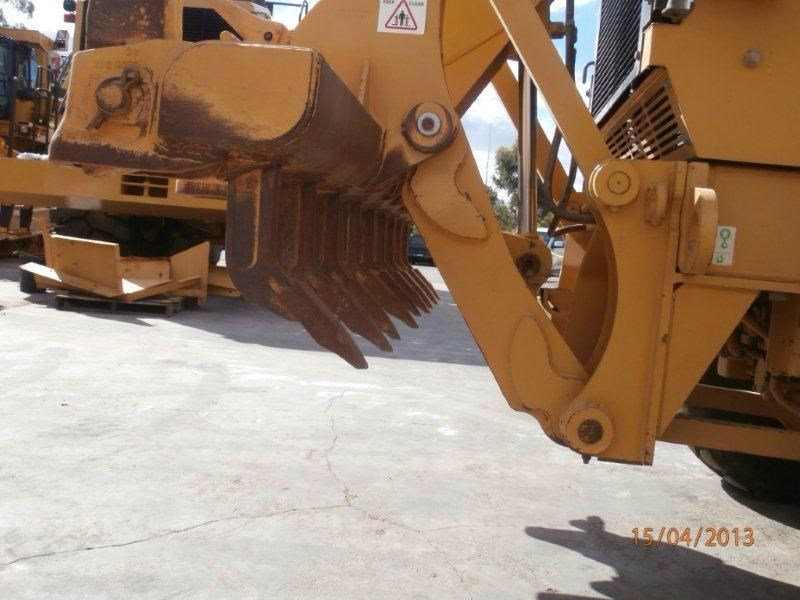 caterpillar 140m awd 224553 013