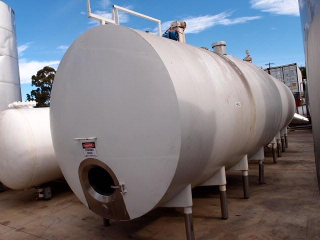 stainless steel mixing tanks 13,000lt 218679 003