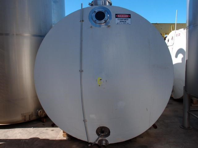stainless steel mixing tanks 13,000lt 218674 005