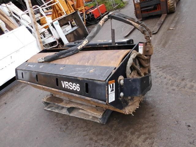 digger smooth drum roller 228505 007
