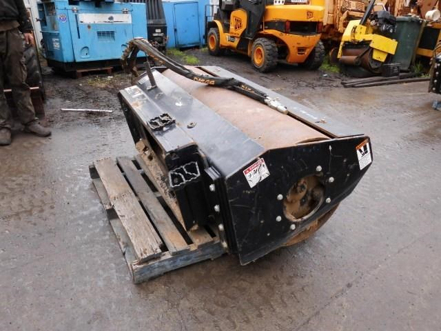 digger smooth drum roller 228505 001