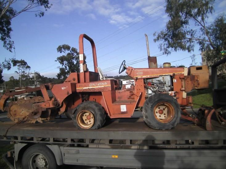 ditch witch 4010 dd 228928 005