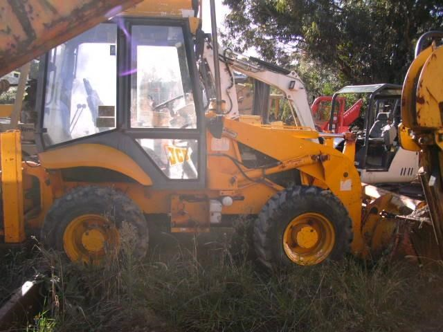 jcb 2cx backhoe loader 232303 005