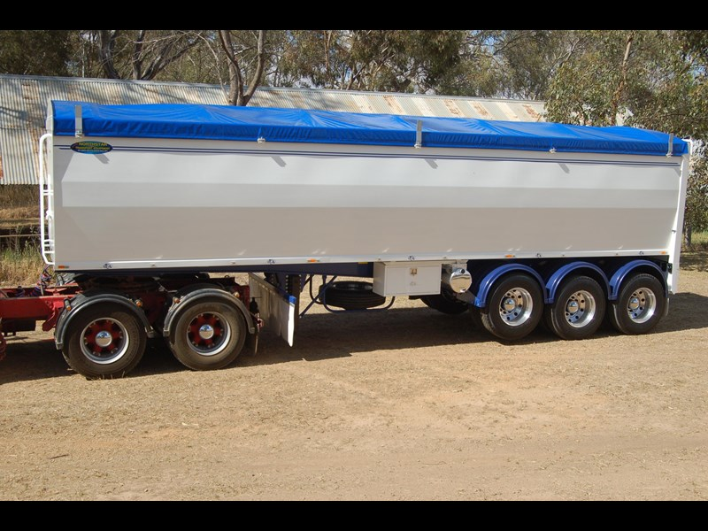 northstar transport equipment grain tipper 63094 027