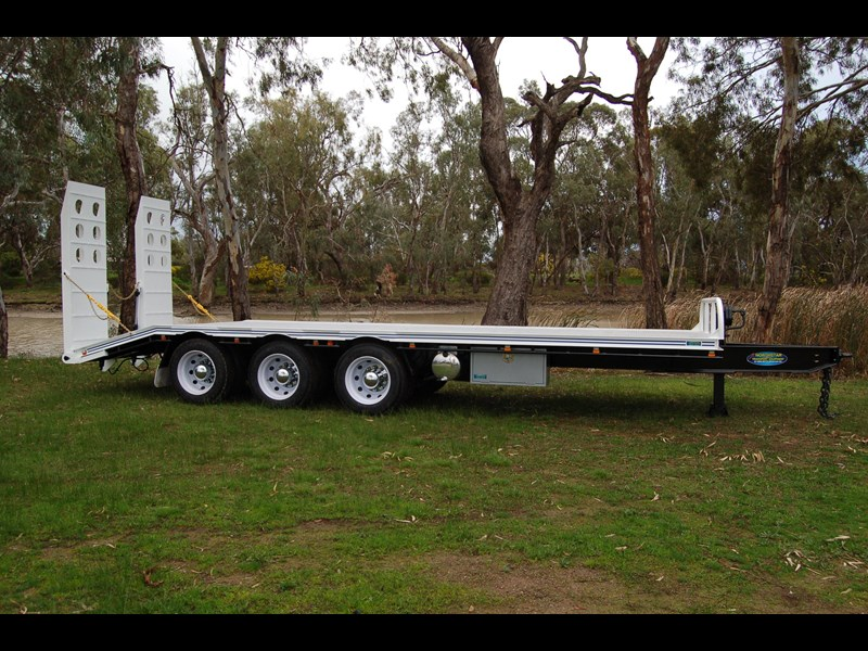 northstar transport equipment tri axle tag trailer 231065 007
