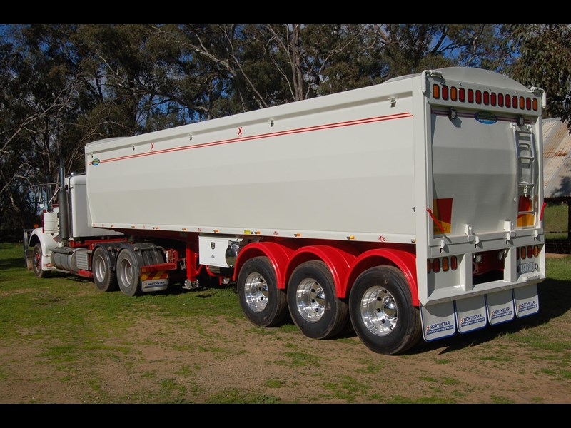 northstar transport equipment 2019 grain tipper 63094 001