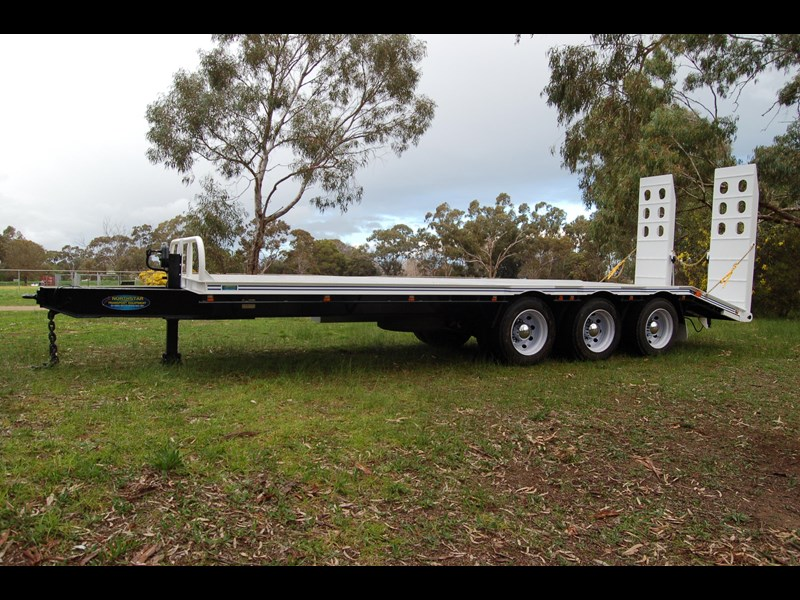 northstar transport equipment tri axle tag trailer 231065 019