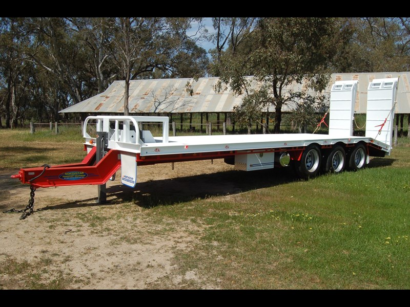 northstar transport equipment tri axle tag trailer 231065 003