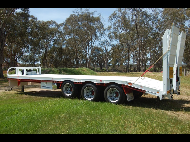 northstar transport equipment tri axle tag trailer 231065 039