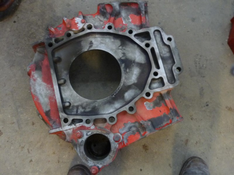 cummins isx flywheel housing 231429 005