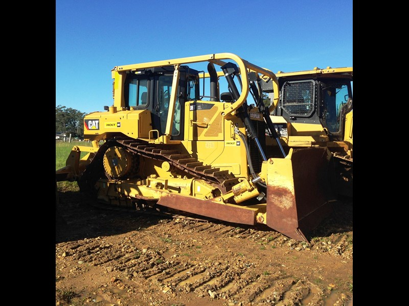 caterpillar d6t xl 231885 001