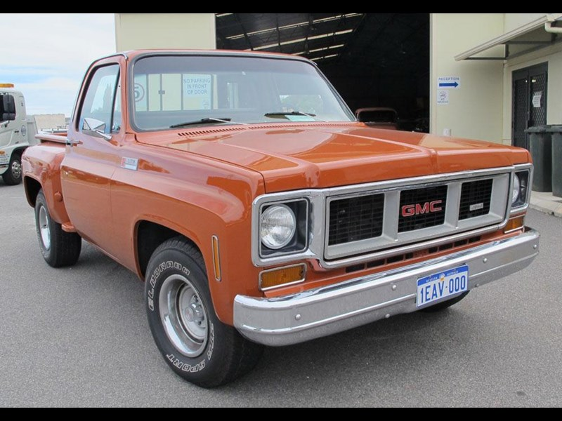 1974 GMC 1500 for sale
