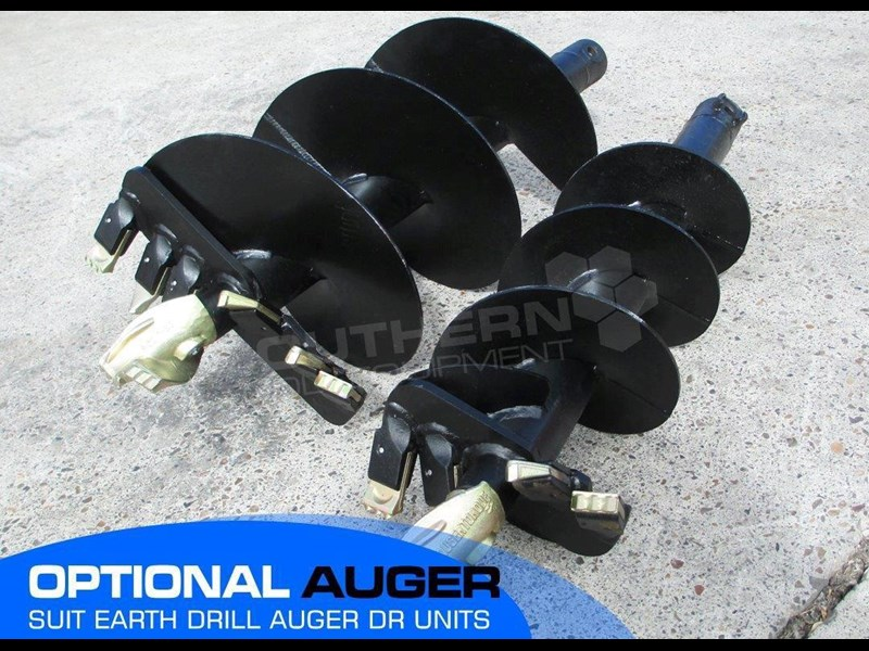auger torque auger drive unit. suit 1.5t to 3.0t excavators [x2500ex] [attaug] 235712 009