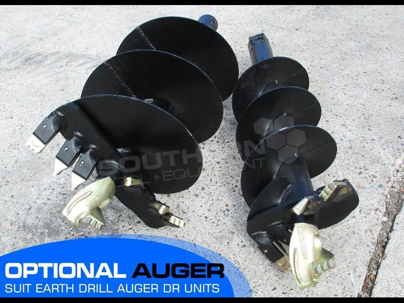 auger torque auger drive unit. suit 8t to 13t excavators [hi flow] [10000] [attaug] 235749 019