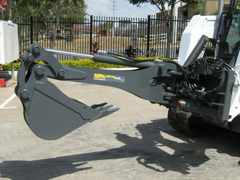 other backhoe arm / swing hoe attachment for terex pt30 235994 001