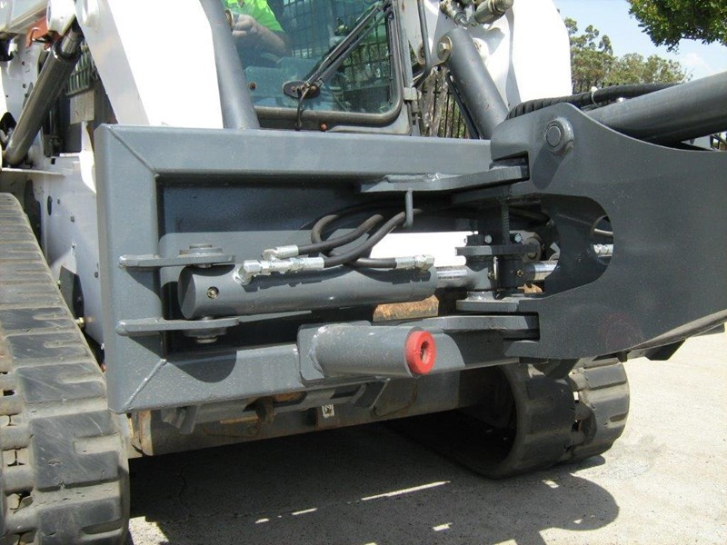other backhoe arm / swing hoe attachment for terex pt30 235994 003