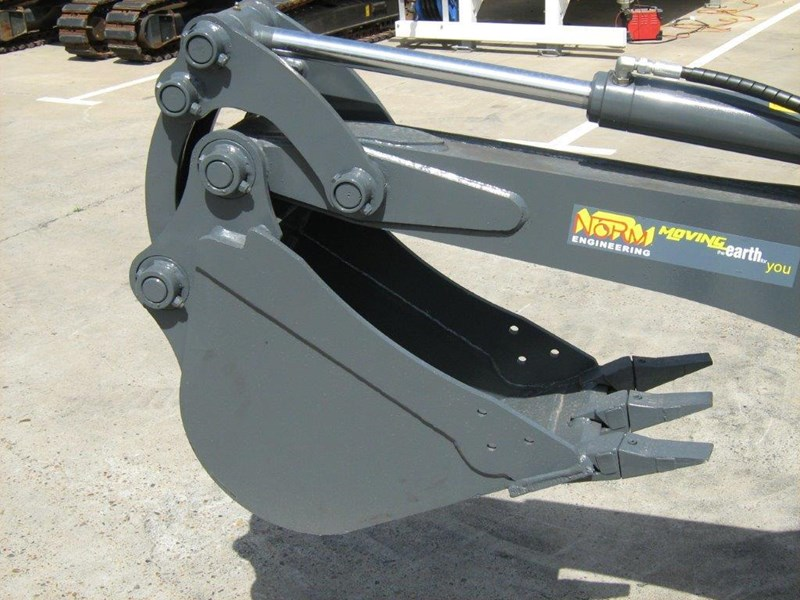 other backhoe arm / swing hoe attachment for terex pt30 235994 005