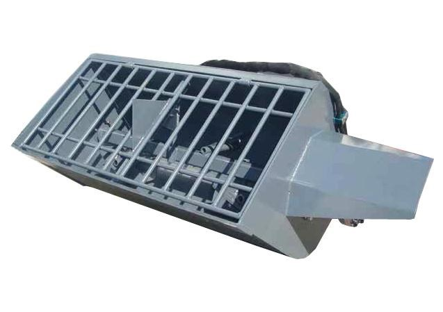 other hydraulic concrete kibble / concrete bucket / mud hopper [0.4 cube m] [attbuck] 235930 001