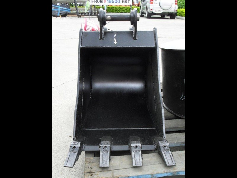 betta bilt buckets dig bucket 450mm suit 4 ton to 5.2 ton kubota excavators [pp018] [new] [attppitem] [attbuck] 236593 003