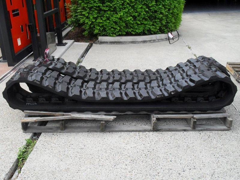 other rubber track - 400mm suit yanmar b50 excavators [pp028] [attppitem] [atttrack] 236633 009