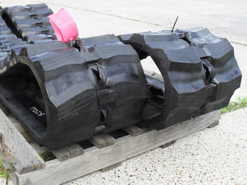 other rubber track - 400mm suit yanmar b50 excavators [pp028] [attppitem] [atttrack] 236633 013