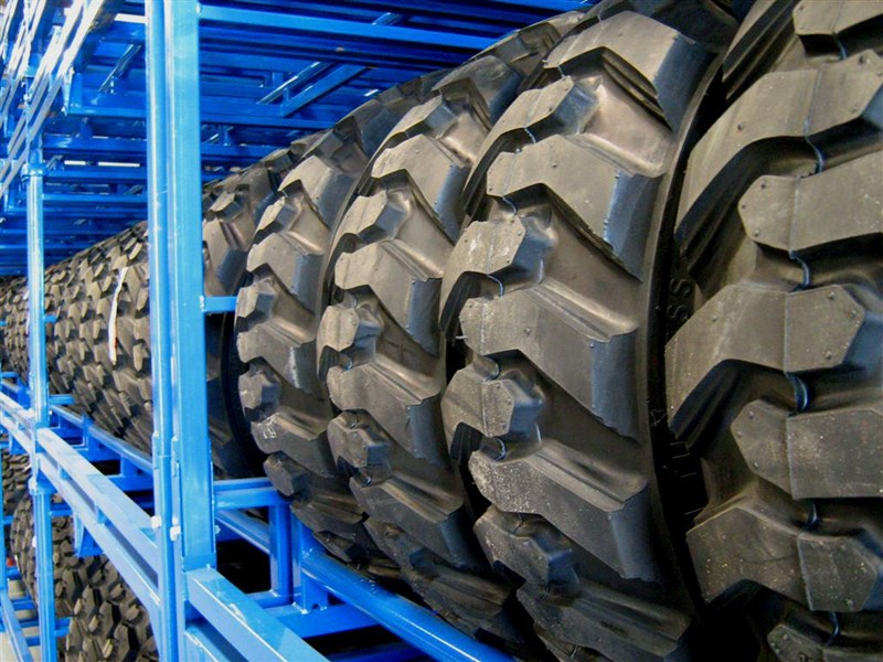 rhino spare tyre assemble 8.5-12 fit bobcat model 463 skid steer loaders [atttyre] [work ready] [ 6 ply tubeless ] 236950 025