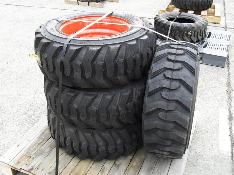 other 10-16.5 10ply spare tyre wheel assembles for racoon skid steer [pp107] [attppitem] [atttyre] 236937 001