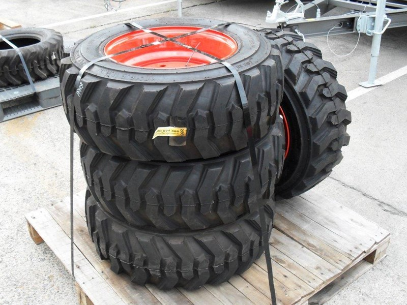 other 10-16.5 10ply spare tyre wheel assembles for racoon skid steer [pp107] [attppitem] [atttyre] 236937 005