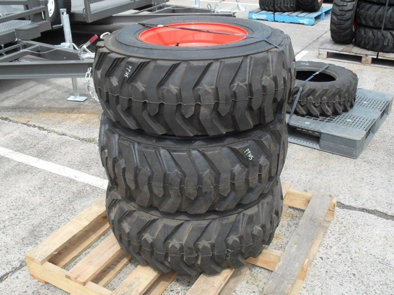 other 12-16.5 12ply spare tyre wheel assembles for racoon skid steer [pp105] [attppitem] [atttyre] 236943 001