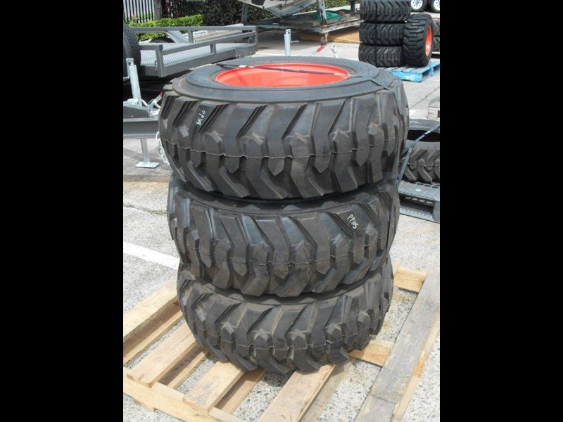 other 12-16.5 12ply spare tyre wheel assembles for racoon skid steer [pp105] [attppitem] [atttyre] 236943 003