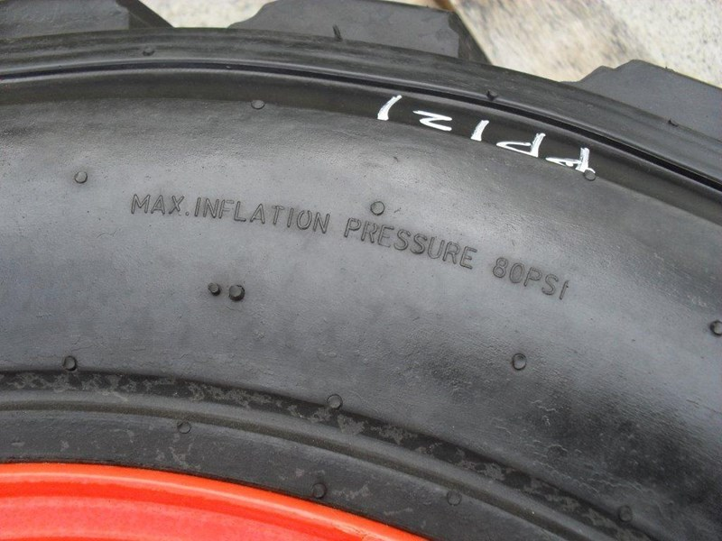 other 12-16.5 12ply tyre rim wheel assemble / spare tires [pp121] [new] [attppitem] [atttyre] 236933 008