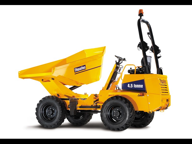 thwaites alldrive 4.5 tonne power swivel 17409 001