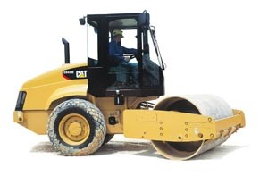 caterpillar cs-433e 22792 001