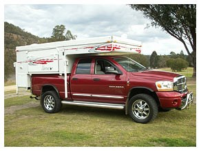 northstar offroada 9 pop top camper 24415 001