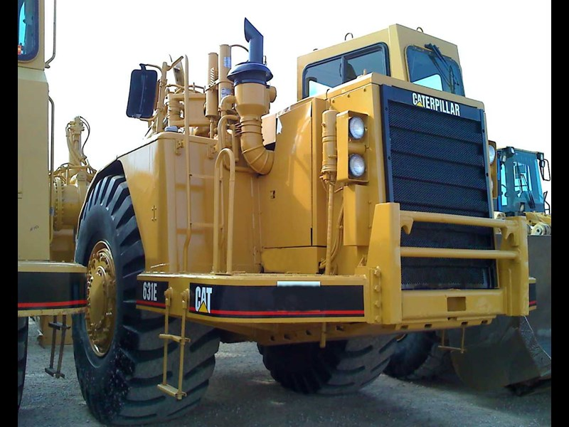 caterpillar 631e -ii 14174 003