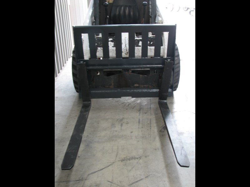 workmate skid steer pallet forks attachment 25987 003