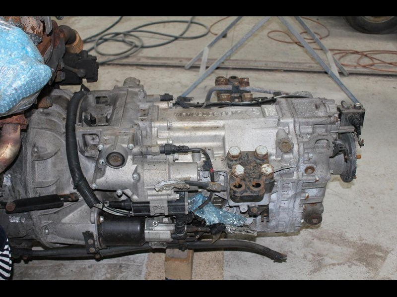mercedes-benz actros g211-16 transmission 17229 005