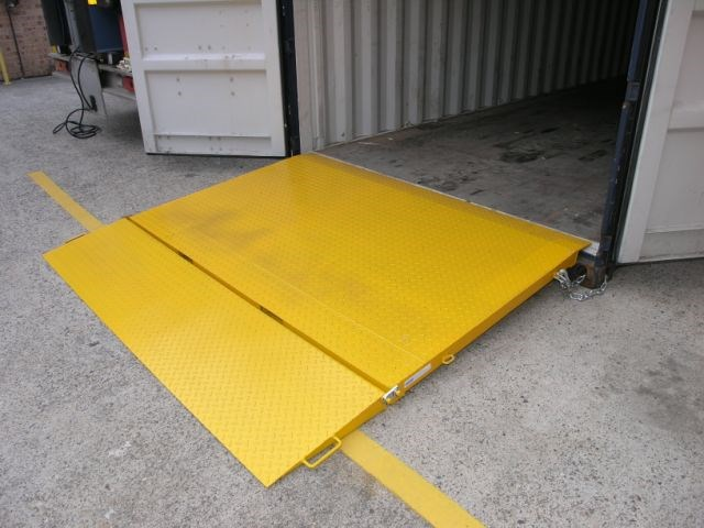 container ramp crn65 10091 005