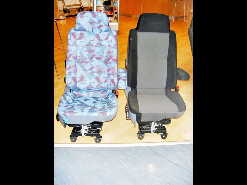 suit ranger pro & 500 series new rh/lh air seats 17713 001