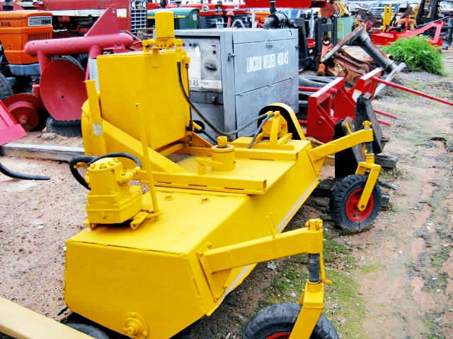 other broom 6ft - hydraulic driven 3pl 1190 001