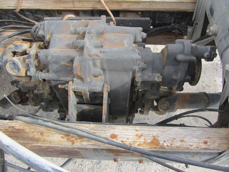 man transfer case 17230 003