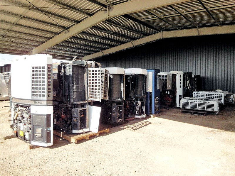 thermo king sbi sbii sbiii sb310 sb210 thermo king / carrier units 12934 001