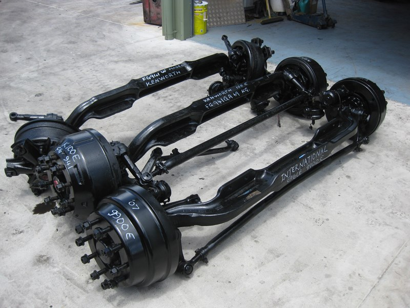 suit various makes front axles 18009 001