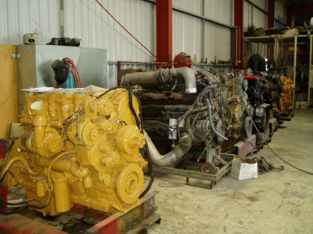 various range of engines 18246 001