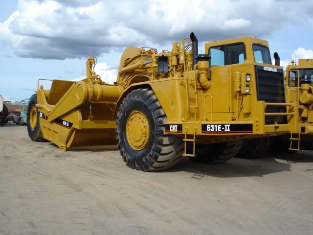 caterpillar 631e-ii 24475 001